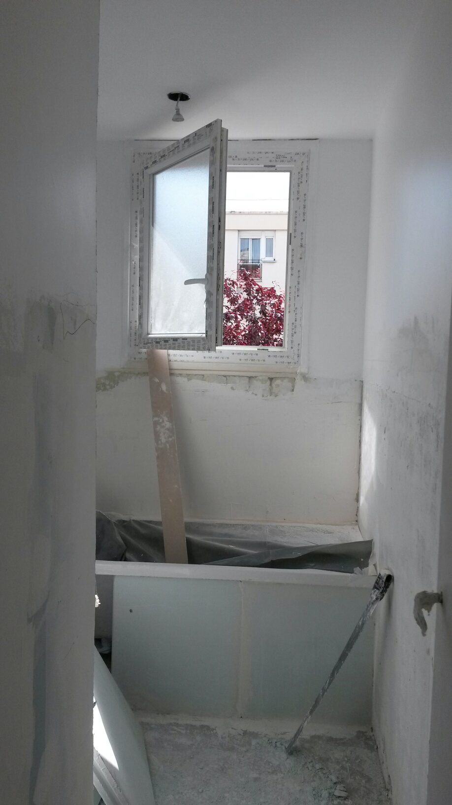 Renovation appartement cachan 94230 de 59 m2 for Cout travaux salle de bain