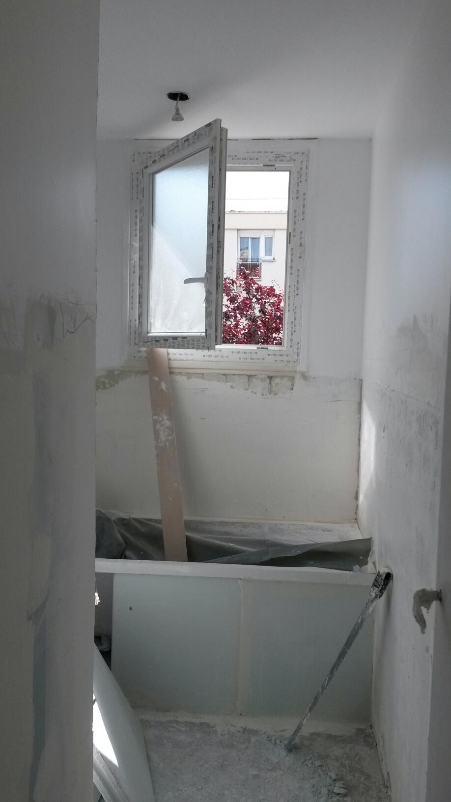 Renovation appartement cachan 94230 de 59 m2 for Fourniture salle de bain