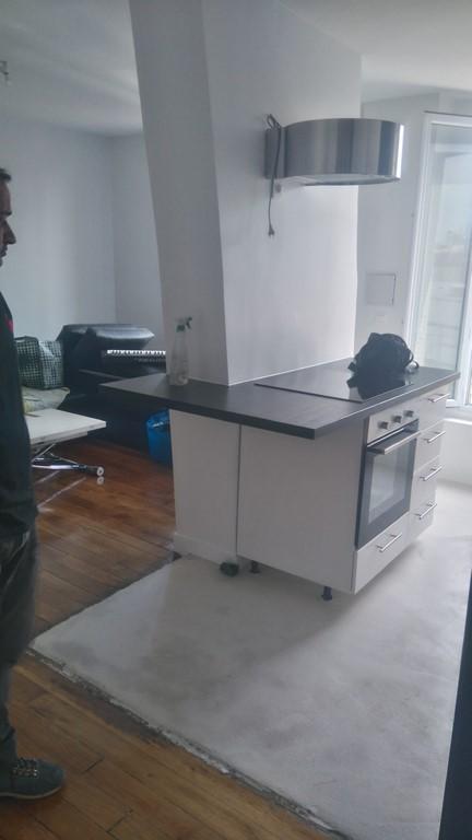 renovation appartement courbevoie 92400 de 40 m2. Black Bedroom Furniture Sets. Home Design Ideas