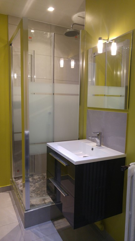 photo salle de bain apres travaux paris 75013