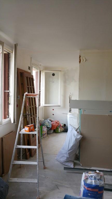 renovation appartement paris 75013 de 54 m2. Black Bedroom Furniture Sets. Home Design Ideas